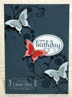 stampin up butterfly punches, papillion potpourri, elegant butterfly punch, bitty butterfly punch, fabulous flourishes