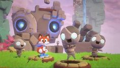 """Super Lucky's Tale Review - GamerKnights: Full review of the new platformer """"Super Lucky's Tale"""". More: """"Lucky to come out the week after…"""