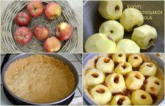 Τάρτα μήλου με κρέμα βανίλιας - cretangastronomy.gr Peach, Apple, Fruit, Desserts, Food, Pies, Apple Fruit, Tailgate Desserts, Deserts