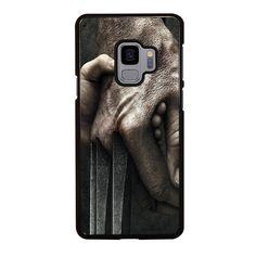 WOLVERINE LOGAN MARVEL X-MEN Samsung Galaxy S4 S5 S6 S7 S8 S9 Edge Plus Note 3 4 5 8 Case Cover