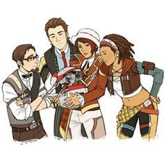 tales from the borderlands rhyiona - Google Search