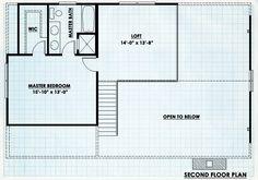 Log Home Design Plan and Kits for Madison