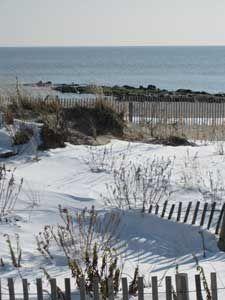 Ocean City NJ snow