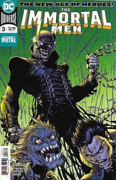 Justice League Dark 6 2018 Scott Main A 12//12 Clayton Crain Variant Set DC NM