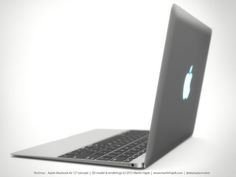 """Awesome Apple Macbook 2017: From 2D concept to 3D visuals!  Based on the 'leaked' concept for a new Macb...  Macbook Air 12"""" concept Check more at http://mytechnoworld.info/2017/?product=apple-macbook-2017-from-2d-concept-to-3d-visuals-based-on-the-leaked-concept-for-a-new-macb-macbook-air-12-concept"""