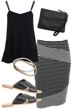 Trend Setting Style Outfit includes Cooper St, boho bird, and Just Because at Birdsnest Women's Clothing