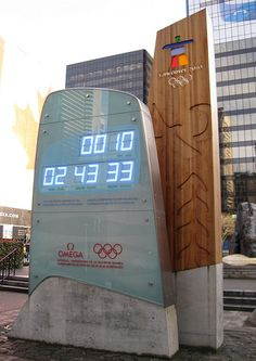 Vancouver 2010 Countdown