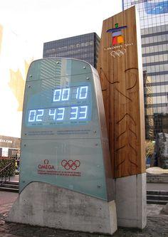 Vancouver 2010 Countdown