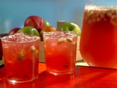 Made this - very good!  Sunny Anderson Winter Sangria from FoodNetwork.com