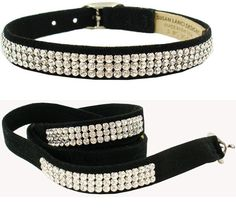 Fancy Puppy Collars- Small Dog Collar, Puppy Accessories