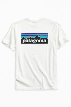 /ärmellos Patagonia P-6/Logo Responsibili Shirt