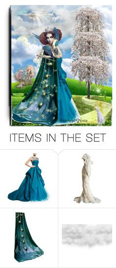 """The Story of the bird and the Princess."" by pebbles78 ❤ liked on Polyvore featuring art and country"