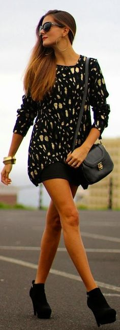 #Gold #Leopard by Marilyn's Closet