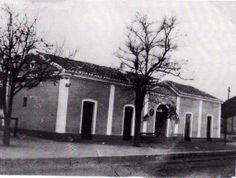 Estación de FF.CC de Mengíbar - Artichuela (1.955).
