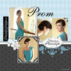 Prom Beauty