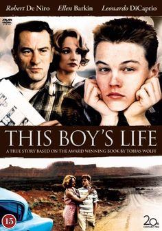 a boy's life movie | This Boys Life - DVD - Film - CDON.COM