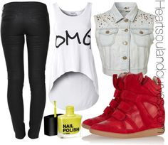 """""""Soho Chic"""" by adoremycurves on Polyvore"""