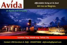 Avida Project in Negros