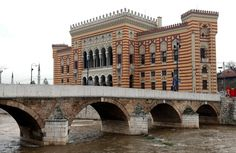 البوسنة والهرسك - سراييفو www.tourism-bosnia.info
