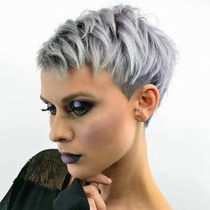 New Pixie Haircut Ideas in 2018 – . New Pixie Haircut Ideas in 2018 – 2019 – – Short Hairstyles Source by best_women_hairstyles Latest Short Haircuts, Cute Short Haircuts, Short Hairstyles For Women, Haircut Short, Hairstyles Haircuts, Stylish Hairstyles, Summer Hairstyles, Undercut Pixie Haircut, Short Hair Cuts For Women Pixie