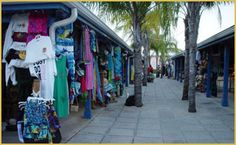 Port Lucaya Marketplace- Freeport, Bahamas