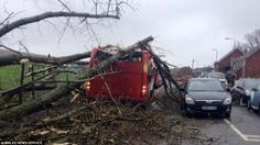Wales Braces for Severe Weather