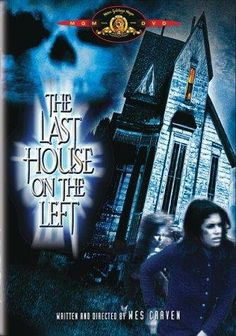 The Last House on the Left (1972). A pair of teenage girls are headed to a rock concert for one's birthday. While trying to score marijuana in the city, the girls are kidnapped by a gang of psychotic convicts.