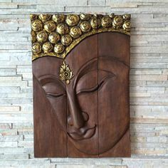 Products and Tips for Good Feng Shui: Buddha Wall Panel: Calming Feng Shui Energy for Your Home FengShui.About.com