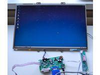 Un moyen simple de réutiliser une dalle de PC portable