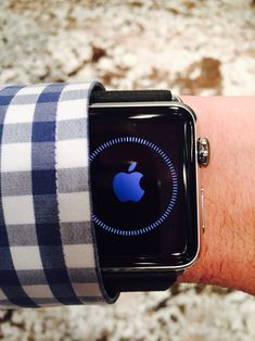 This board wouldn't be complete without at least one pin of the Apple Watch...