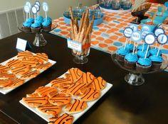 everyday rhinestones: Max's 1st Birthday {Whale Birthday Party}