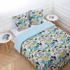 parure de lit lily blanc pinterest father father and lights. Black Bedroom Furniture Sets. Home Design Ideas