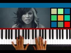 This guy has great tutorials for fairly easy arrangements for popular songs on piano for those visual learners. Also includes some pretty great tips and tricks.
