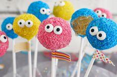 Fasching: Cakepops – Kuchen am Stiel #48