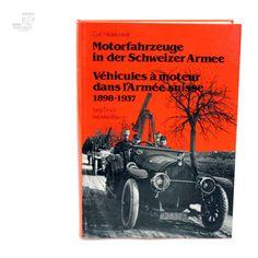 Motorfahrzeuge in der Schweizer Armee - cyan74.com - vintage & pop culture | SOLD