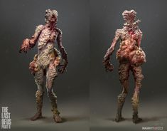 ArtStation - The Last of Us 2 : Infected, Hyoung Nam Game Character, Character Design, Zombie Apocalypse Outfit, Punk Genres, The Last Of Us, Zombie Art, Dead Space, Art Inspo, Game Art