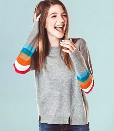 Annie Rose Cole, Rose Clothing, Fashion Ideas, Fashion Outfits, Teenage Girl Outfits, Youtube Stars, Rose Hair, Celebs, Celebrities