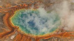 CNN.co.jp : 地底に眠る超巨大火山「スーパーボルケーノ」、地球を脅かす可能性 - (1/3)