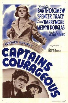 El señor de los bloguiños: Capitanes intrépidos (1937) de Victor Fleming
