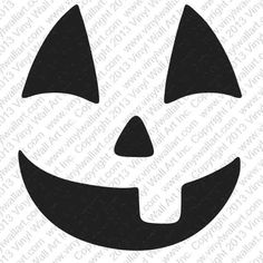 Free Printable easy funny jack o lantern face stencils patterns Funny Jack O Lanterns, Jack O Latern, Jack O Lantern Faces, Halloween Pictures, Halloween Costumes For Kids, Halloween Decorations, Happy Halloween, Family Costumes, Funny Halloween