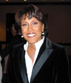 Robin-Roberts the best news anchor EVER..... Pray for her!!!
