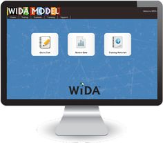 WIDA MODEL Online is an assessment suite of English language proficiency in all four domains: Listening, Speaking, Reading and Writing.
