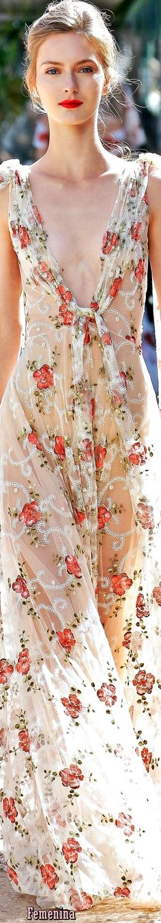 Luisa Beccaria Spring 2018 Ready-to-Wear