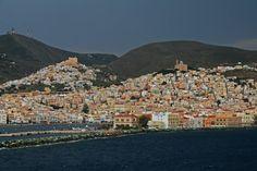 Syros, Hermoupoli #Visit_Greece #Syros #Hermoupoli #Greece