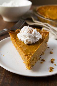 recipe: sugar free pumpkin pie recipe stevia [6]