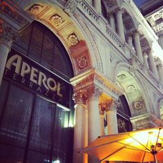 Terrazza Aperol Terrazzo, Broadway Shows