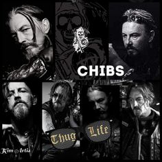 Tommy Flanagan, Favorite Son, Charlie Hunnam, Biker Chick, Sons Of Anarchy, Tv, Fictional Characters, Movies, Television Set