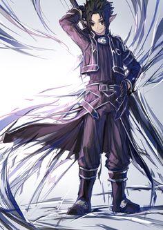 Kirito - ALfheim Online ver. (Sword Art Online)