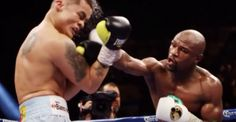 """Conor McGregor said it himself, """"Precision beats power and timing beats speed."""" Now in the mega-money boxing match between Floyd Mayweather and Conor McGregor, who will have the advantage in precision and timing? Will it be the 40-year-old undefeated Mayweather who is considered by many to be the best boxer of this generation or will it be McGregor who is the UFC lightweight champion and has taken   #Video Gallery Floyd Mayweather, Conor Mcgregor, 40 Years Old, Ufc, Boxing, Beats, Champion, Money, Gallery"""