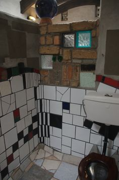 hundertwasser interior google search hundertwasser. Black Bedroom Furniture Sets. Home Design Ideas